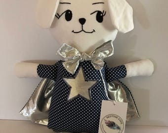 Softie, Toy, Puppy, Soft Toy - Cuddle & Play Super Puppy