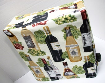 Party Ready-Wine Box Cover pdf  Sewing Pattern