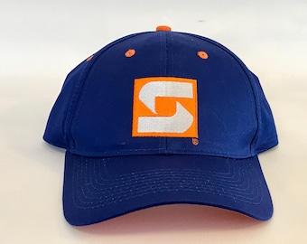 DEADSTOCK 1990s Syracuse University march Madness Orange Snapback Hat