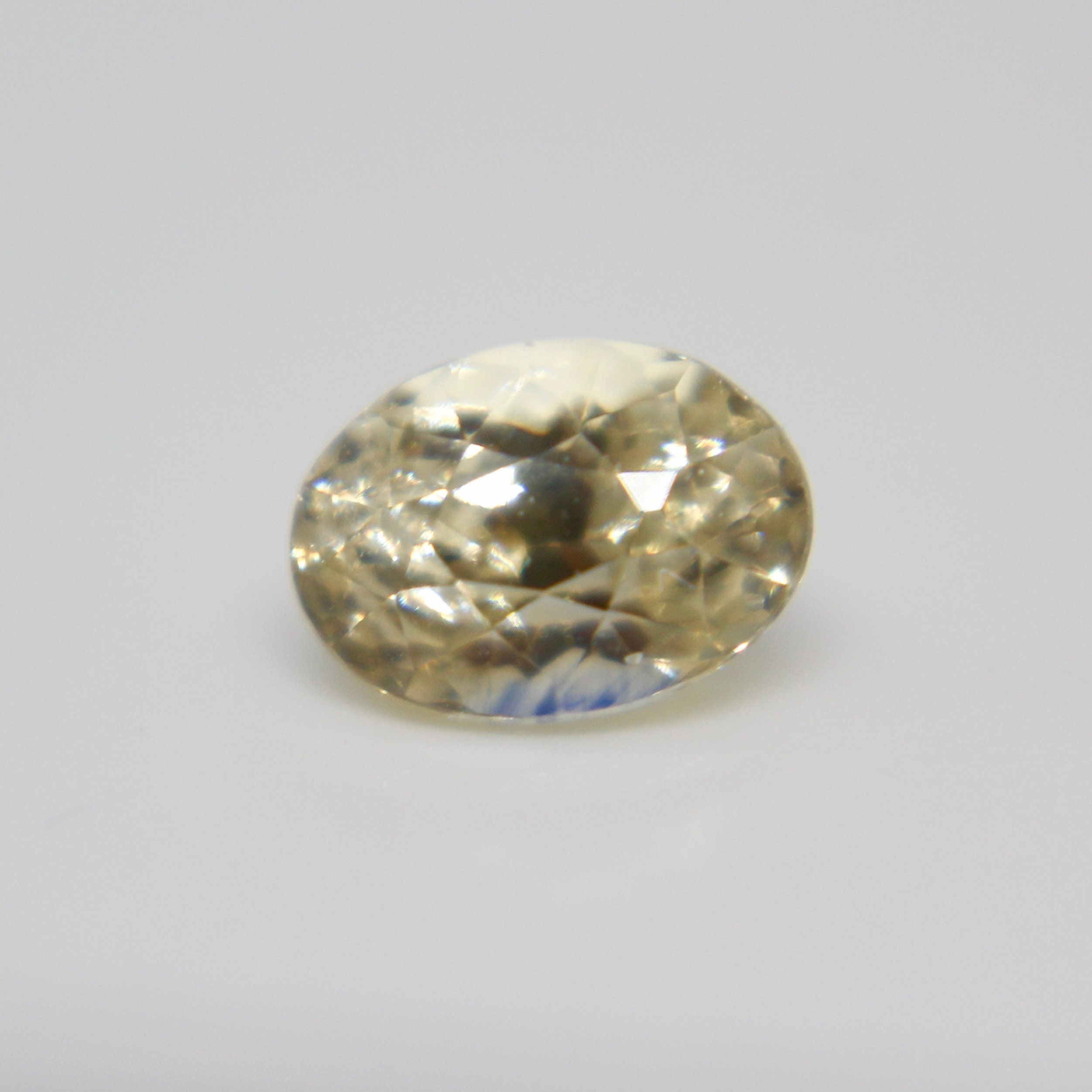 pear natural yellow mm untreated listing unheated fullxfull champagne loose il cut gemstone sapphire