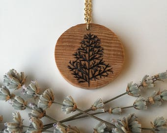 Large Stand Alone Tree Necklace