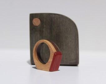 wooden ring for men