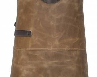 Unisex Leather Aprons