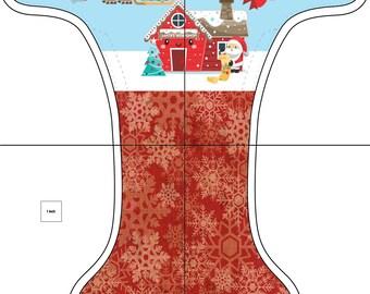Pre-order layer Santa list