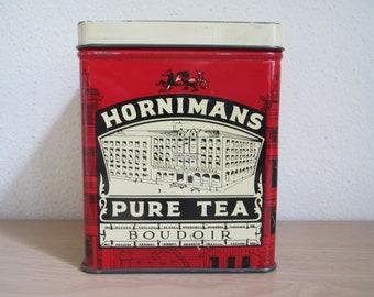 Hornimans Tea Tin