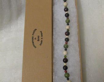 Marble Of Ireland(4 Province) Wire Bracelet