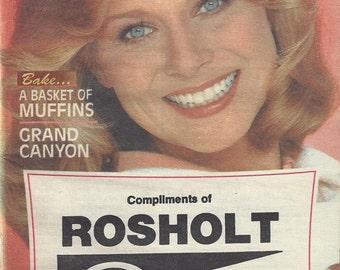 Vintage Happiness Publication Compliments of Rosholt IGA, 1991