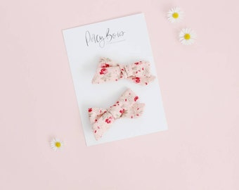 Dainty bow | rose