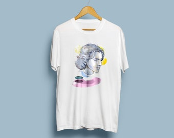 Exclusive TIM-SHIRT by Jaime Mercant - Timothée Chalamet T-Shirt