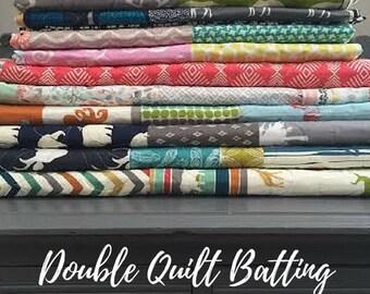 Double Quilt Batting