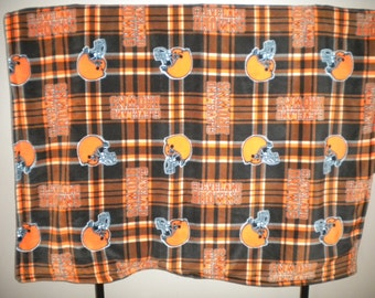 Fleece Blanket/NFL/ Clevland Browns/ Full size