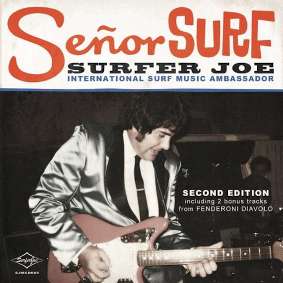 "Surfer Joe ""Señor Surf"" (CD)"