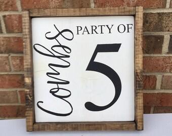 Party Of Custom