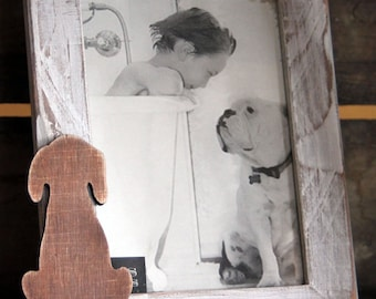 "Picture frame ""Dog"""