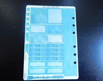 Aqua Glam PERSONAL Weekly Kit