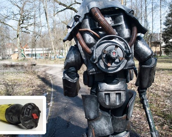 X01 Power Armor Fallout 4 inspired Cosplay costume Kit