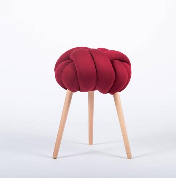 Roten Knoten Hocker Design-Stuhl moderner Stuhl