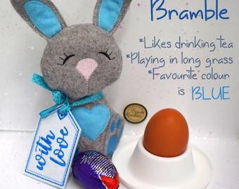 Bunny Egg Cosy, Kinder, Cute Rabbit, Egg Warmer, Egg Cosy, Easter Egg Cosy, Boiled Egg, Cosy Wosies