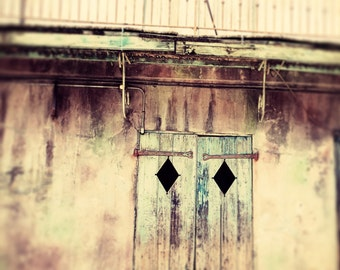 Preservation Hall Doors, Jazz Hall, New Orleans Photography