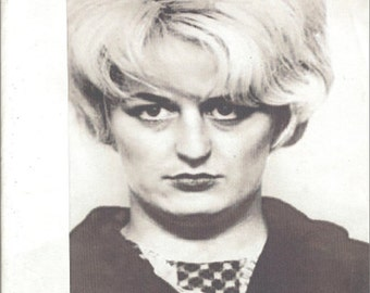 Pretty Zine PDF Issue 4 Crimes and Coco Chanel- handmade zine with collages, writing, fashion and music