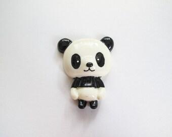 ADD ON Panda Cabochon