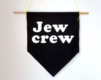 Jew Crew Banner