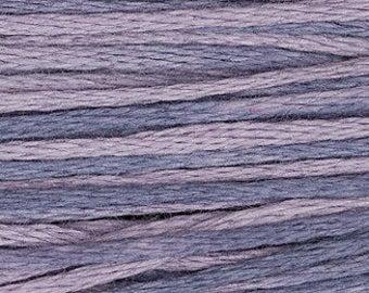 2321 Plum - Weeks Dye Works 6 Strand Floss