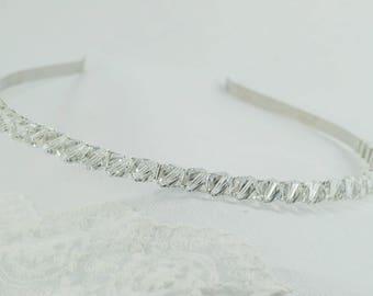 Swarovski Crystal Tiara Headband