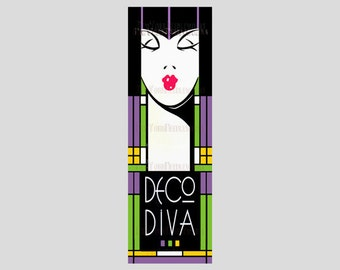Art Deco Woman Cross Stitch, Deco Diva, Art Deco Pattern, Woman Cross Stitch, Art Deco Woman, Art Deco, Cross Stitch by NewYorkNeedleworks