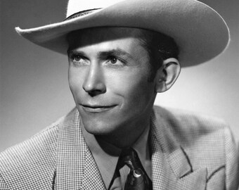 HANK WILLIAMS SR , 1950's