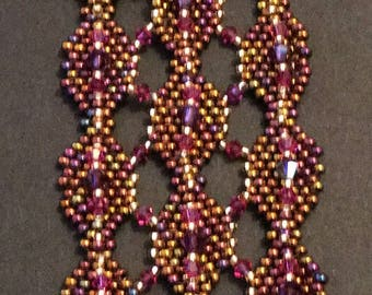 Swarovski Crystal Cuff