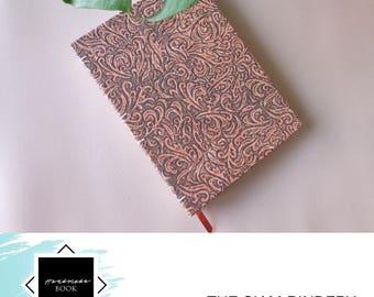 Handmade journal | beautiful cork paper covers