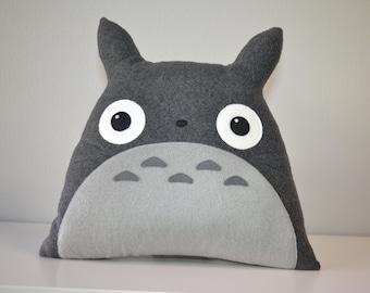 Totoro cushion kawaii manga anime