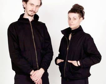 Chic Jacket Black Unisex