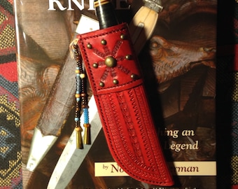 Custom Made to Order Knife Sheath