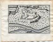 1634 Nicolas Tassin Map F...