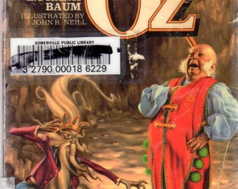 Rinkitink in Oz by L. Frank Baum - Book 10 in the Oz series