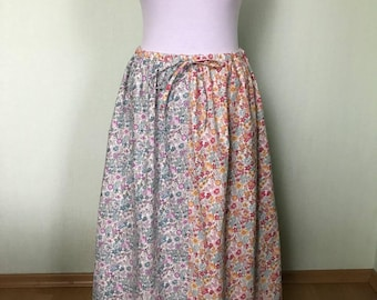 "Ladies' Cotton Boho Long Skirt ""Fiesta"" Collection"