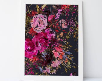 Bouquet - Fine Art Print