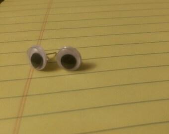 Googley eyes earrings