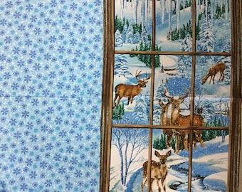 Snowy Christmas by Exclusively Quilters