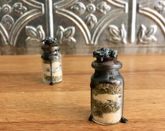 Protection Spell Witch Bottle