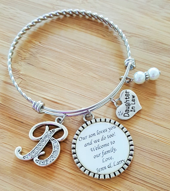 BRIDE to BE Wedding Gift Daughter in Law Wedding Gift Gift for Daughter in Law Gift for Bride to Be Daughter in Law Gift Personalized Gift