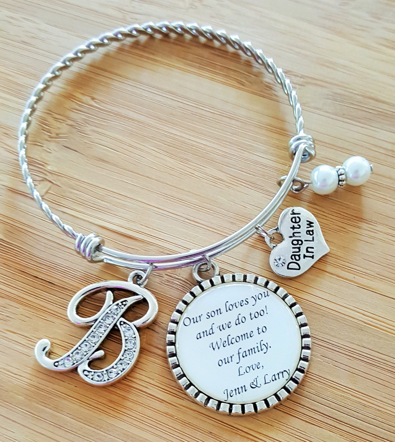 Mother Daughter Wedding Gifts: BRIDE To BE Wedding Gift Daughter In Law Wedding Gift Gift For