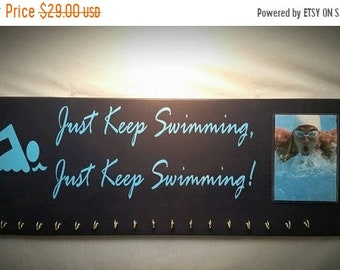 25% Off 4/18/18-4/25/18 Swim Medal Holders, Medal Holders, Swimmer Plaques, Swimmers, Medals, Swimming Signs, Mothers Day Gift