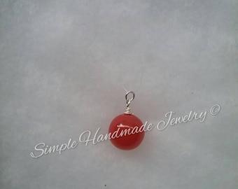 Cherry Bon Bon Pendant