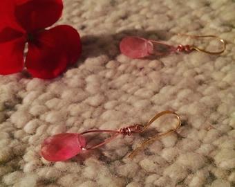 Soft Heart Earrings