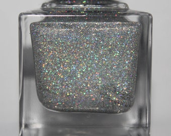 "Silver Holo Glitter ""Hip Holo"""