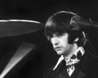 Ringo Starr The Beatles last Concert, SF 1966