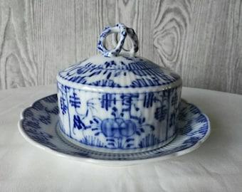 Antique Butter Dish